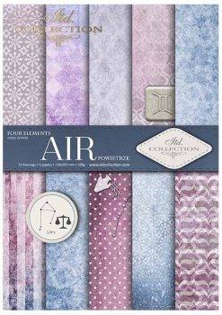 Scrapbooking papers SCRAP-027 ''Air''