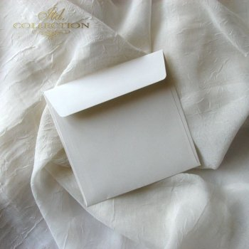 Envelope KP01.02 140x140 naturally white