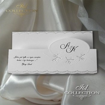 Invitations / Wedding Invitation 2035