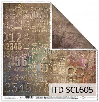 scrapbooking paper SCL605