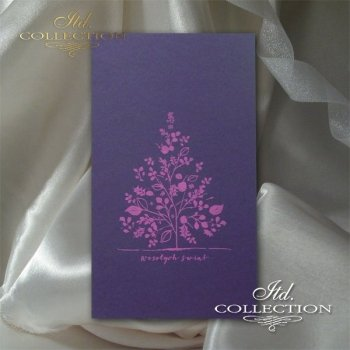 Christmas cards for business / Christmas card K612