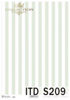 Decoupage paper Soft ITD S0209