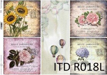 Papier ryżowy ITD R0018L