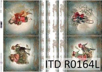 Papier ryżowy ITD R0164L