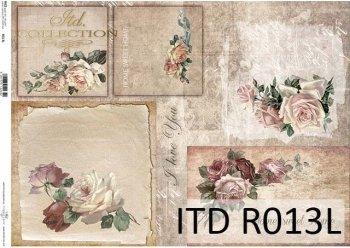 Papier ryżowy ITD R0013L