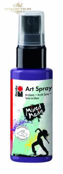 Acrylic spray Marabu Art 50 ml - Plum 037