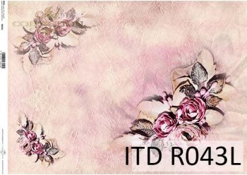 Papier ryżowy ITD R0043L