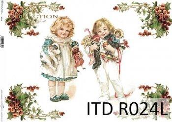 Papier ryżowy ITD R0024L