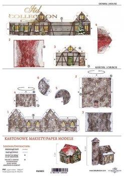 Kartonowa Makieta PM-0003