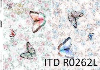 Papier ryżowy ITD R0262L