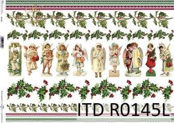 Papier ryżowy ITD R0145L