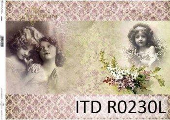 Papier ryżowy ITD R0230L
