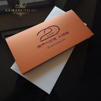 Zaproszenie biznesowe ZB1566 z kopertą