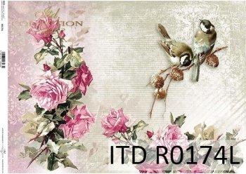 Papier ryżowy ITD R0174L