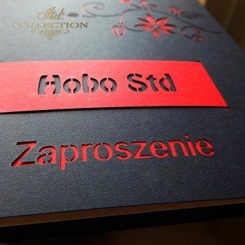 Zaproszenie biznesowe ZB1034 z kopertą
