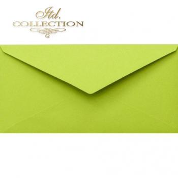 .KOPERTA KP06.16 'DL' 110x220 zielona