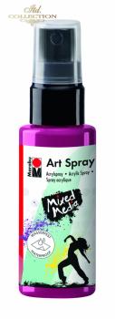 Acrylic spray Marabu Art 50 ml - Rasberry 005