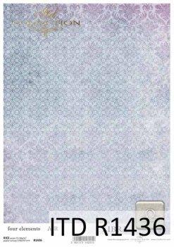 Papier ryżowy ITD R1436