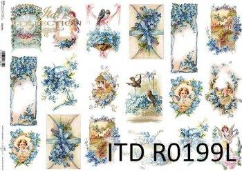 Papier ryżowy ITD R0199L