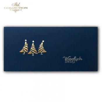Kartki bożonarodzeniowe / kartka świąteczna K590