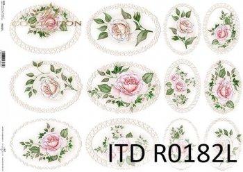 Papier ryżowy ITD R0182L
