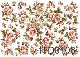 Papier decoupage ITD D0108
