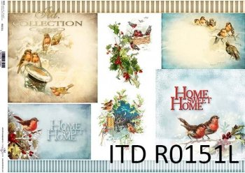 Papier ryżowy ITD R0151L