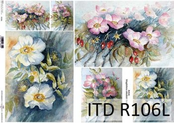 Papier ryżowy ITD R0106L