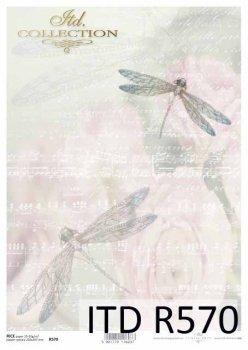 Papier ryżowy ITD R0570
