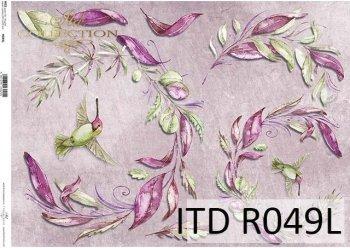 Papier ryżowy ITD R0049L
