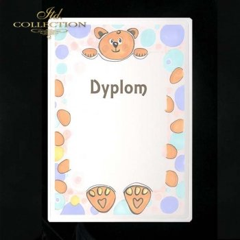 dyplom DS0026