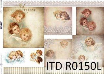 Papier ryżowy ITD R0150L