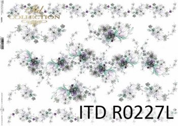 Papier ryżowy ITD R0227L