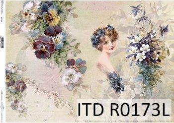 Papier ryżowy ITD R0173L