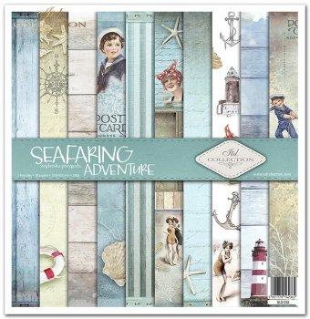 Zestaw do scrapbookingu SLS-033 Seafaring adventure