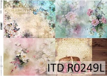 Papier ryżowy ITD R0249L