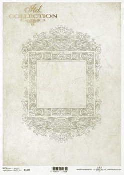 Papier ryżowy ITD R1699