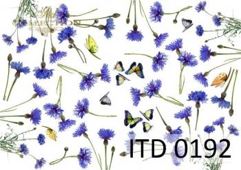 Papier decoupage ITD D0192M