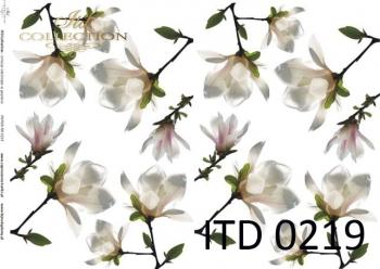 Papier decoupage Itd D0219M