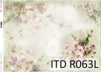 Papier ryżowy ITD R0063L