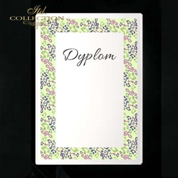 dyplom DS0037