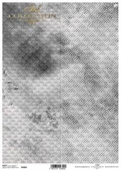 Papier decoupage SOFT ITD S0460