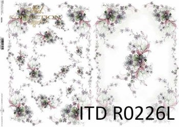 Papier ryżowy ITD R0226L