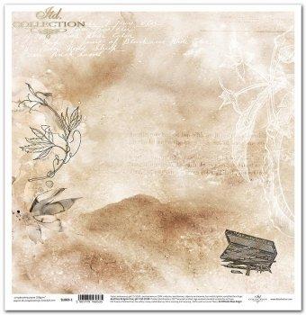 Papier scrapbooking SL0883