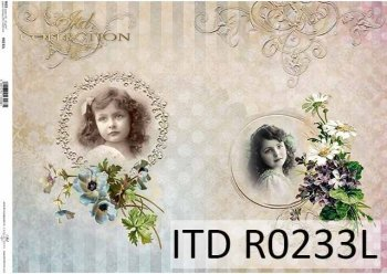 Papier ryżowy ITD R0233L