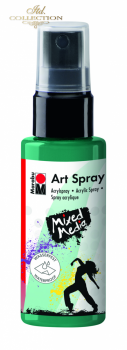 Acrylic spray Marabu Art 50 ml - Mint 153