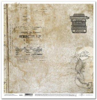 Papier scrapbooking SL0890
