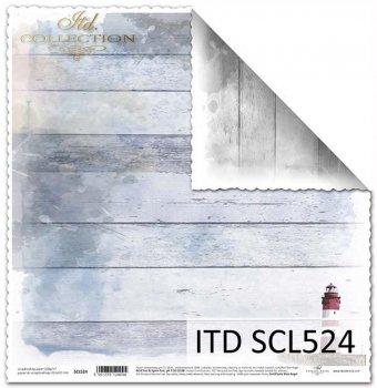 Papier scrapbooking SCL524