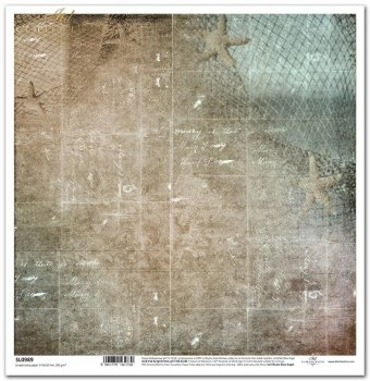 Papier scrapbooking SL0989