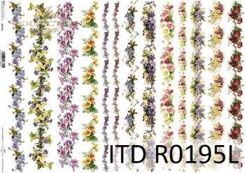Papier ryżowy ITD R0195L